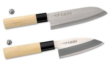 Cuchillos japoneses cuchillo santoku y cuchillo kodeba for Cuchillos de cocina