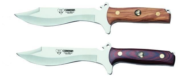 Cuchillo Villegas Cudeman