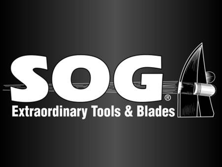 Nuevo Logo SOG Specialty knives and tools, SOG extraordinary Tools and blades