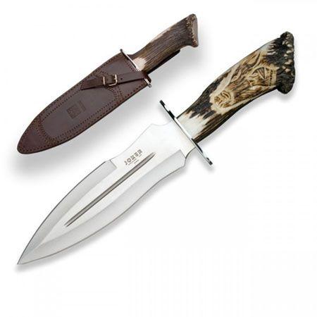 Cuchillo de caza Joker CT42 serie Leon.