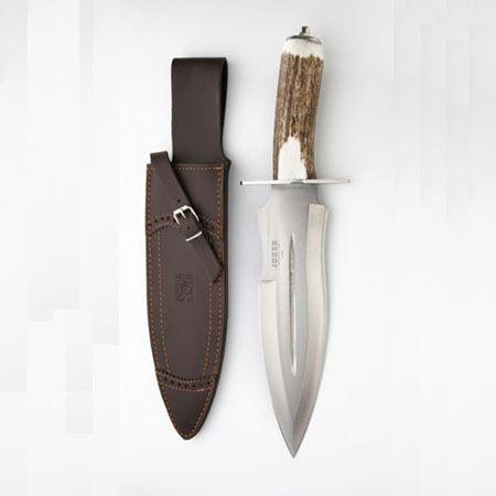 Cuchillo Joker CC42 para caza mayor. Cuchillos de remate Joker serie Le�n.