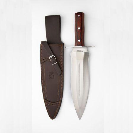 Cuchillo Joker CR44 serie Leon. Cuchillos de monte y remate para caza mayor.