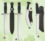 TACTICAL KNIVES.