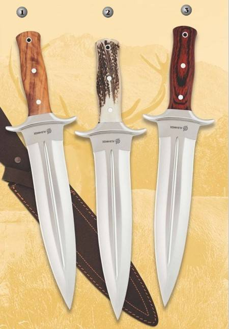 MARTINEZ ALBAINOX MOUNT KNIVES.