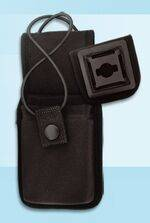 FUNDA DE NYLON MOLDEADA PARA WALKIE TALKIE