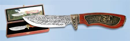 LADY WARRIOR KNIFE