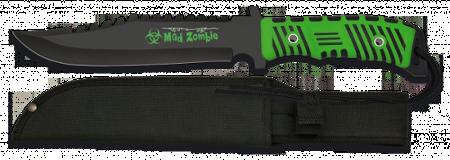 Cuchillo t�ctico Mad Zombie 31978
