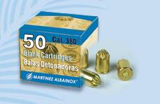BALAS DETONADORAS MARTINEZ ALBAINOX