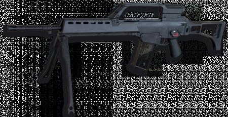 Fusil eléctrico airsoft 35802