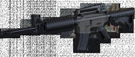 Fusil eléctrico airsoft 35810