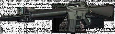 Fusil eléctrico M16 airsoft 35933