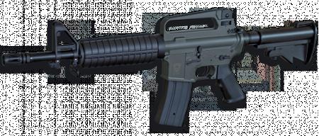 Fusil eléctrico airsoft 35808