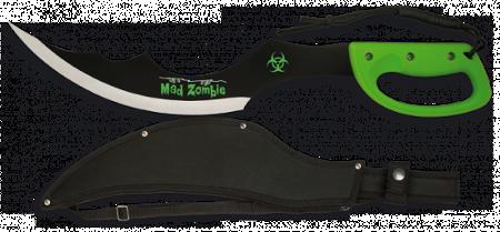 Machete cortacañas Mad Zombie 31977
