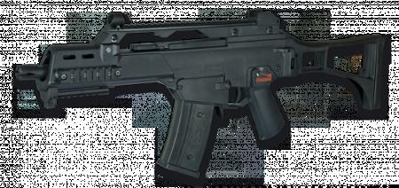 Fusil airsoft G36C SRC 35764