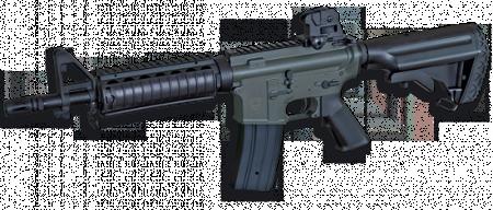 Fusil eléctrico airsoft 35809