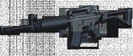 Fusil eléctrico airsoft 35807