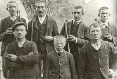 Familia de Joseph Opinel fundador de opinel