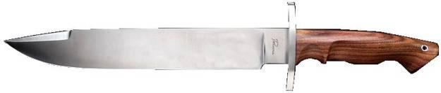 Cuchillo Bowie percebal