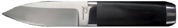 Cuchillo Perceval skin dhu clasic con mango de ebano
