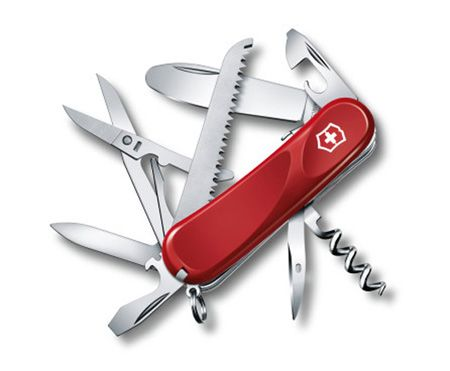 NAVAJA MULTIUSOS VICTORINOX JUNIOR 03