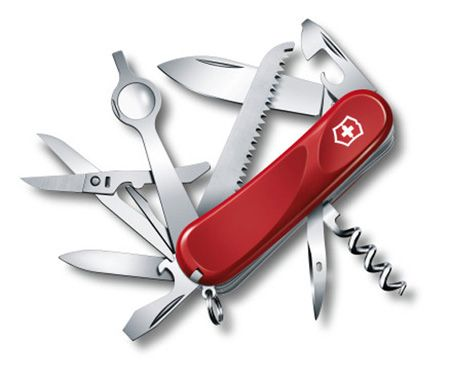 NAVAJA MULTIUSOS VICTORINOX EVOLUTION 23