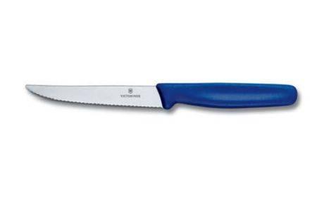Cuchillo de mesa con punta y sierra Victorinox