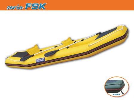 KAYAK HINCHABLE SERIE FSK