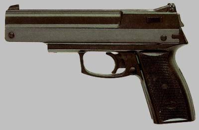 Pistola de aire comprimido Gamo AF10