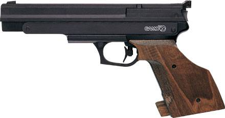 Pistolas de aire comprimido Gamo. Gamo Compact.