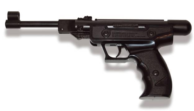 Nuevo modelo de pistola Norica de aire coprimido