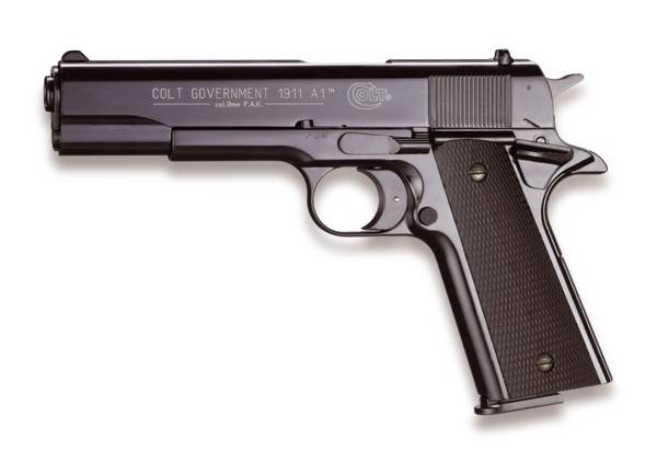 PISTOLA GOVERNMENT 1911 A1 DETONADORA