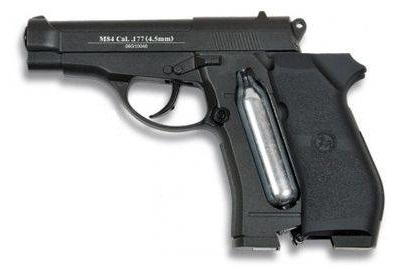 PISTOLAS CO2 MARTINEZ ALBAINOX.