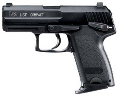 PISTOLA AIRSOFT USP COMPACT