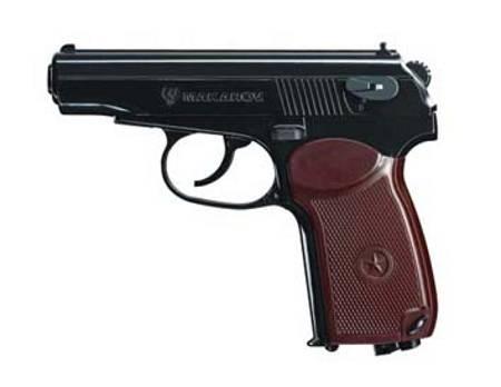Pistola de aire comprimido Makarov