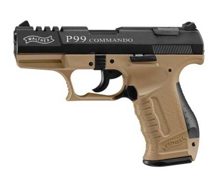 WALTHER P99 NIQUEL