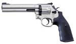 Revólver de co2 de la marca Smith & Wesson modelo 686 - 6 Níquel
