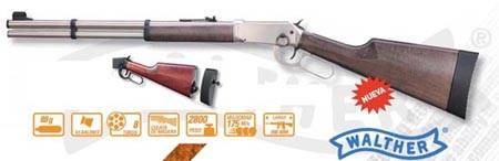 LEVER ACTION STEEL FINISH