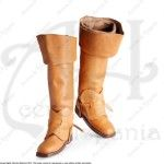 BOTAS MOSQUETEROS PARA RECREACION MEDIEVAL MARSHALL HISTORICAL