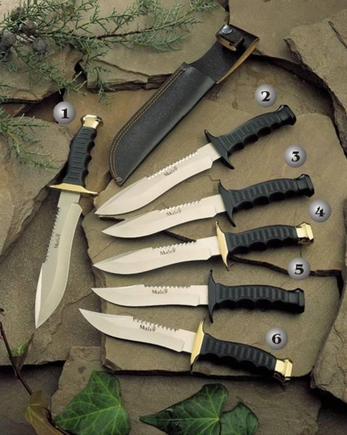 Cuchillos tactical Muela