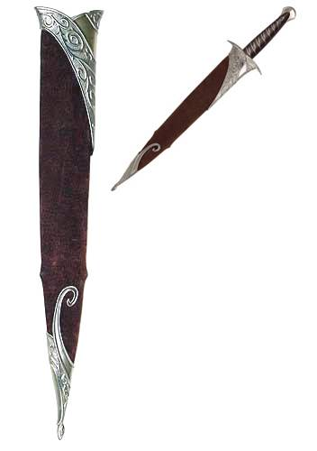 Espadas de El Señor de los Anillos