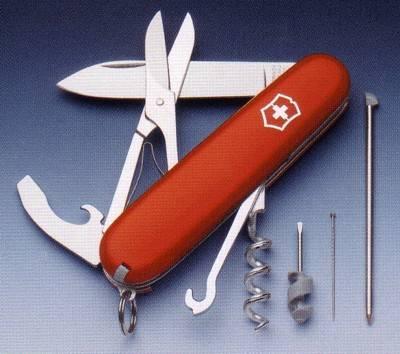 Navajas Victorinox Compact Cuchillos Multiusos Victorinox