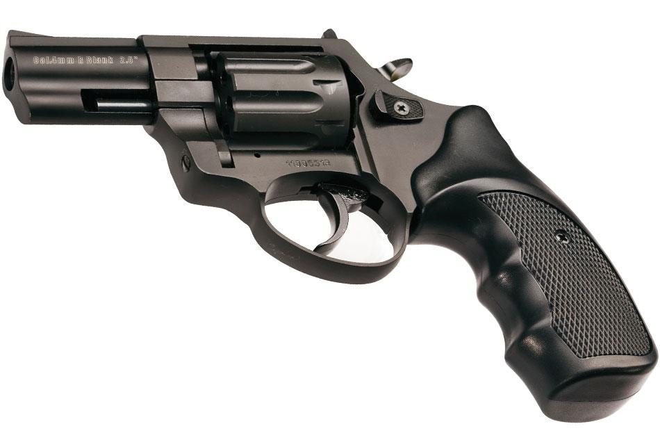 R1 2.5 inch 380/9mm Zoraki firing revolver MEZ11