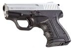 M807 Zoraki Matte Chrome Blank Pistol 8mm MEZ14