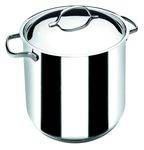 DEEP STOCK POT WITH LID