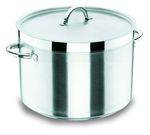 Low stock pot without lid dor cooking