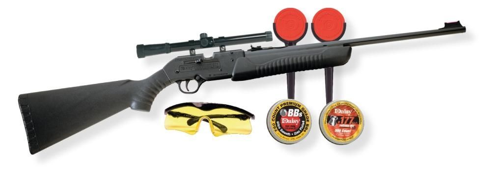 Carabina de aire comprimido Daisy Model 901 Rifle Kit Power Line