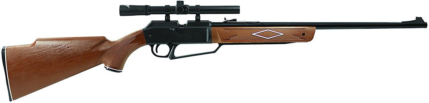 Daisy Model 880 Rifle Power Line airgun with Scope included