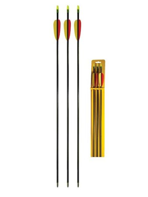 26 inch youth target arrows 3 Pack from Daisy