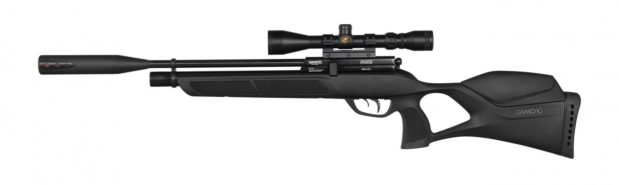 CHACAL PCP GAMO AIRGUN CARBINE 5.5MM CALIBER