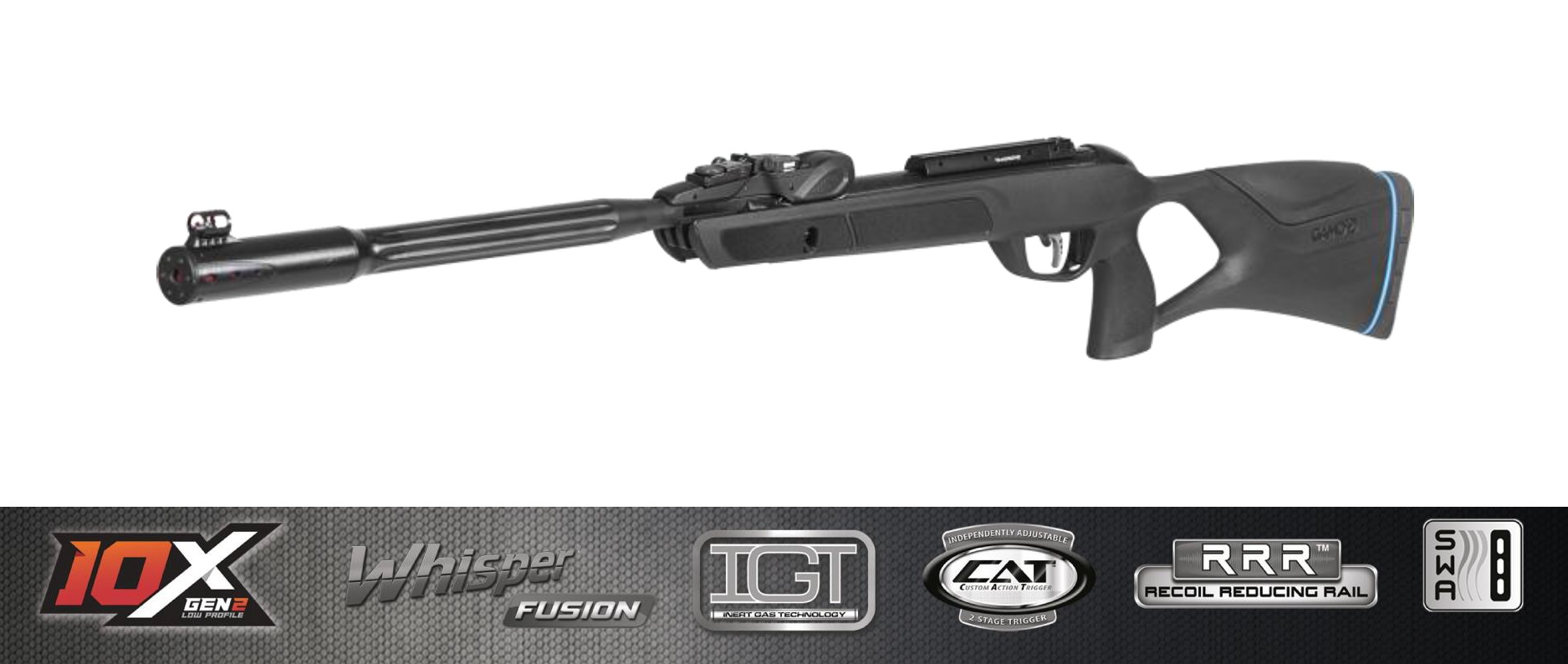 GAMO ROADSTER IGT 10X GEN2 AIRGUN